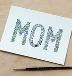 Quick Handmade Gifts for Mother's Day