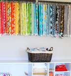 6 Easy Organization Tips for Your Fabric Stash