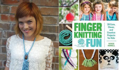 finger knitting contest