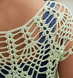 Barely There Crocheted Swimsuit Cover-Ups