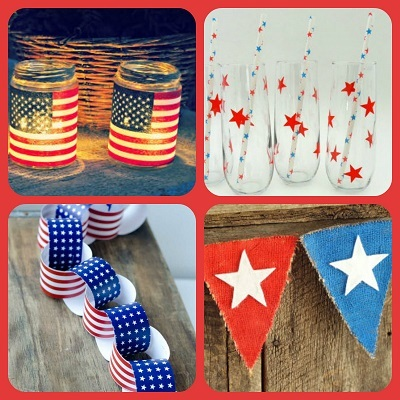 July Fourth Party Decorations