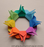 Furnish Your Home with DIY Origami Decor (VIDEO)