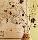 Beautiful and Easy Thanksgiving Décor for the Whole House