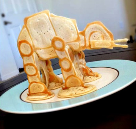 AT-AT Pancake