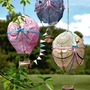 Lace Hot Air Balloons