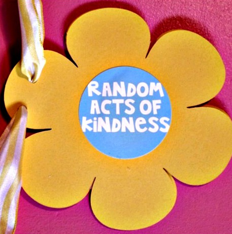 Kindness Flower Card