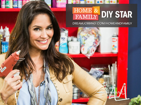 Become a craft expert on Home and Family
