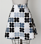 Make It or Buy It? '60s Mod A-Line Skirt