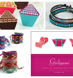 Win Two Bracelet Craft Kits and Girligami!