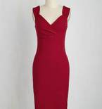 Make It or Buy It? 1950s Bombshell Dress by Modcloth
