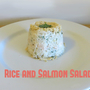 rice salad with salmon recipe