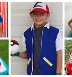 8 Kids Costume Ideas (for Themed Birthday Parties, Halloween and more)!