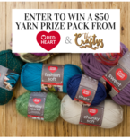 Win a $50 Yarn Prize Pack and Celebrate a New Category for The Craftys: Baby Crafts