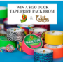 win duck tape giveaway
