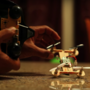 DIY quadcopter drone building