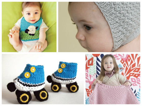popular baby crafts on CraftFoxes