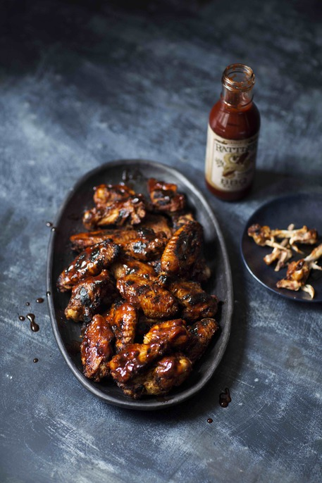 stanton social smoky rubbed chicken wings