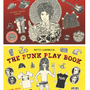 matteo Guarnaccia's Bob Dylan and Punk Rock coloring books