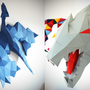 origami home decor
