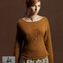 alice starmore tudor roses sweater