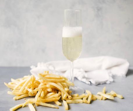 fast food and wine pairings