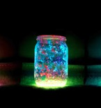 DIY Glowing Mason Jars (VIDEOS)