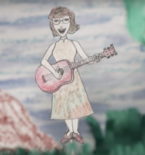 Lisa Loeb's Crafty New Video for 'The Sky is Always Blue' Premieres Here Tomorrow!