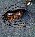 DIY Home: Fixing a Pothole or Sinkhole in Your Asphalt Driveway