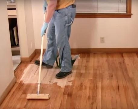 Tips for Repairing and Refinishing a Wood Floor