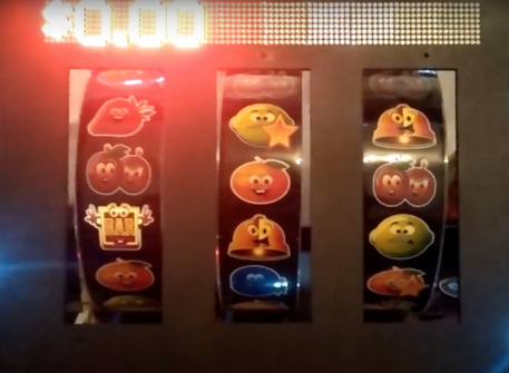 how to make your own slot machine DIY