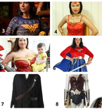 Make it or Buy It: Wonder Woman Costume