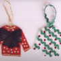 5 Easy Christmas Ornaments You Can Make in Under 1 Hour