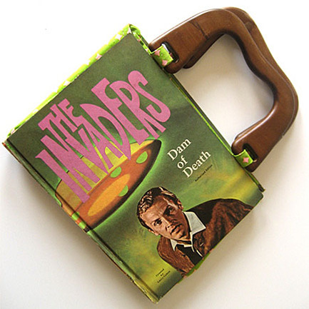 Upcycled Book Crafts — The Book Purse