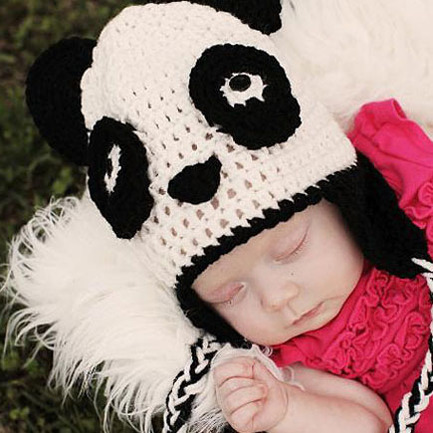 Weekend Project: Panda Hat