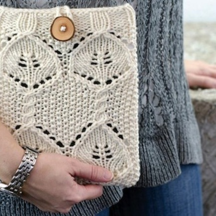 Free iPad Sleeve Knitting Pattern