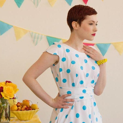 10 Easy Party Dress Patterns