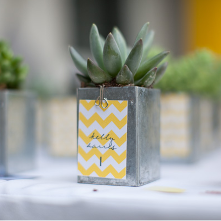 Wedding Favors — A Round-up of Crafty Ideas