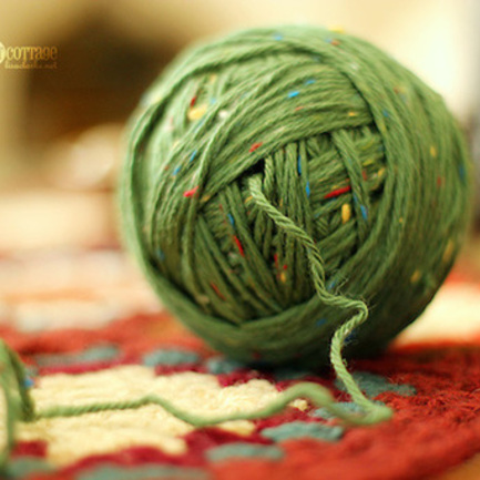 Knitting Tips: Make a Center-Pull Ball