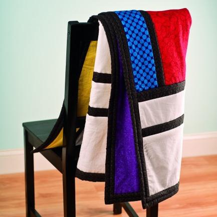 Free Quilt Pattern: Modern and Minimalist
