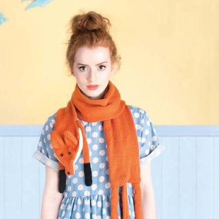 6 Fox Knitting and Crochet Patterns
