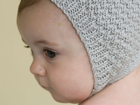 BABY BONNET KNITTING PATTERNS « FREE KNITTING PATTERNS