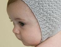 Vintage-Style Baby Bonnet (Free Pattern)