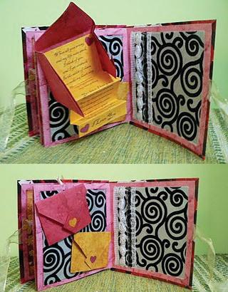 Secret Note Card Tutorial