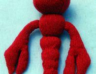 Jacques Crusteau Amigurumi (Free Knitting Pattern)