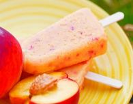 Peach Party Ice Pop