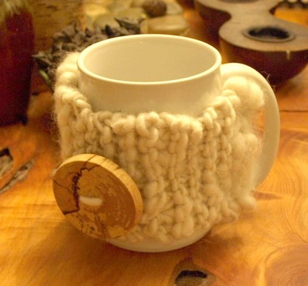 How-To Make a Mug Cozy