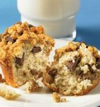 Banana, Walnut and Chocolate Chunk Muffins