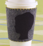 Reusable Coffee Cup Sleeve Pattern for Keeping Coffee Cool