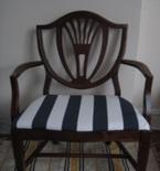 Vintage Wooden Chair — Fix it or Nix it?