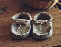 One-Piece Plains Moccasin